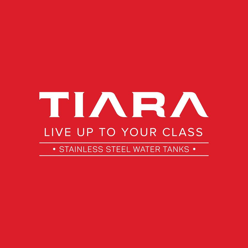 Tiara Stainless Steel Water Tanks